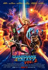Guardians of the Galaxy Vol. 2 Movie Poster Movie Poster