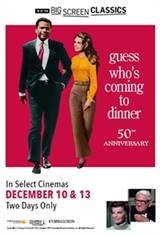 Guess Who's Coming to Dinner 50th Anniversary (1967) presented by TCM Movie Poster