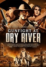 Gunfight at Dry River Affiche de film
