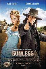 Gunless Movie Poster
