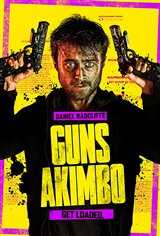 Guns Akimbo Movie Poster Movie Poster