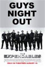 Guys Night Out: The Expendables Movie Poster