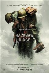 Hacksaw Ridge (v.f.) Affiche de film
