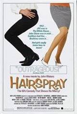 Hairspray (1988) Movie Poster