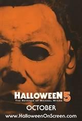 Halloween 5: The Revenge of Michael Myers - 35th Anniversary of Halloween Movie Poster