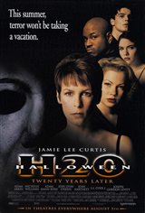Halloween H20: 20 Years Later Movie Poster