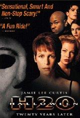 Halloween: H2O Movie Poster