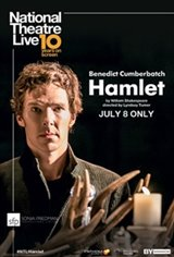 Hamlet - NT Live 10th Anniversary Movie Poster