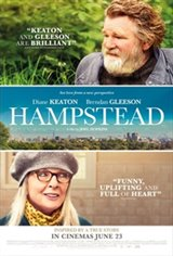 Hampstead Movie Poster