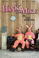 Hank and Mike Large Poster