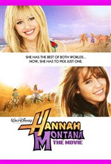 Hannah Montana: The Movie Movie Poster