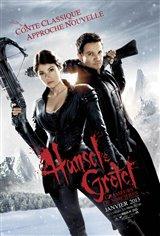Hansel & Gretel: Chasseurs de sorcières Affiche de film