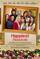 Happiest Season Movie Poster