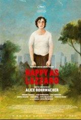 Happy as Lazzaro (Lazzaro felice) Large Poster