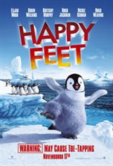 Happy Feet Movie Poster Movie Poster