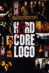 Hard Core Logo Movie Poster