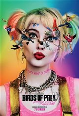 Harley Quinn : Birds of Prey Movie Poster