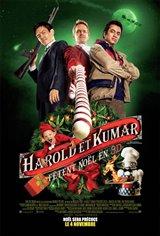 Harold et Kumar fêtent Noël en 3D Movie Poster