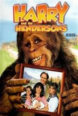 Harry and the Hendersons Movie Poster