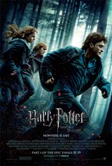 Harry Potter and the Deathly Hallows: Part 1 Movie Poster Movie Poster