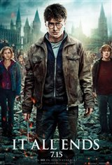 Harry Potter and the Deathly Hallows: Part 2 - An IMAX 3D Experience Movie Poster