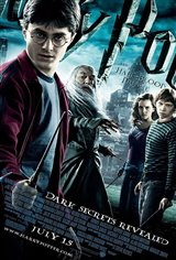 Harry Potter and the Half-Blood Prince: An IMAX 3D Experience Movie Poster