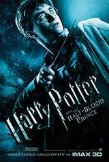 Harry Potter and the Half-Blood Prince: The IMAX 2D Experience Movie Poster
