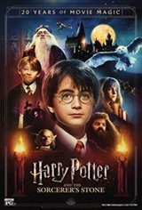 Harry Potter and the Sorcerer's Stone 20th Anniversary Affiche de film