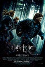 Harry Potter et les reliques de la mort : 1 ère partie Movie Poster