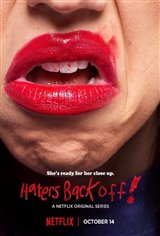 Haters Back Off! (Netflix) Affiche de film