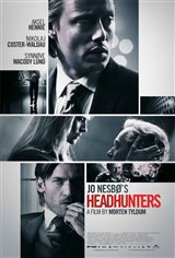 Headhunters Movie Poster