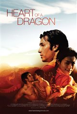 Heart of a Dragon Movie Poster Movie Poster