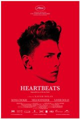 Heartbeats (Les amours imaginaires) Movie Poster Movie Poster