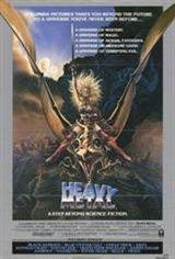 Heavy Metal Movie Poster