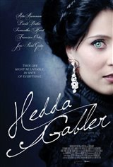 Hedda Gabler Movie Poster