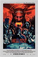 Hell Fest (v.o.a.) Affiche de film