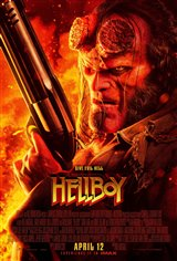 Hellboy Movie Poster Movie Poster