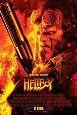 Hellboy (v.f.) Affiche de film