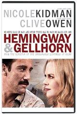 Hemingway & Gellhorn Movie Poster Movie Poster