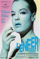 Henri-Georges Clouzot's Inferno Movie Poster