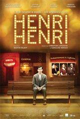 Henri Henri (v.o.f.) Affiche de film