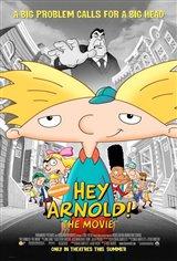 Hey Arnold! The Movie Movie Poster Movie Poster