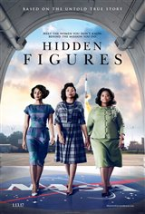 Hidden Figures Affiche de film