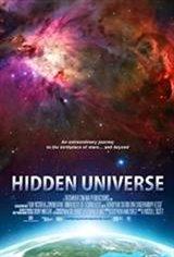 Hidden Universe IMAX 2D Movie Poster
