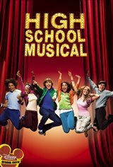 High School Musical Movie Poster
