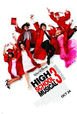 High School Musical 3: Senior Year Large Poster