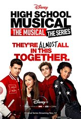 High School Musical: The Musical - The Series (Disney+) Affiche de film