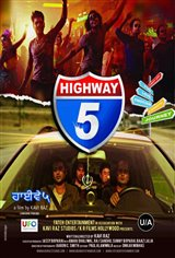 Highway 5 Movie Poster
