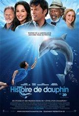 Histoire de dauphin 3D Movie Poster