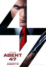 Hitman: Agent 47 Movie Poster